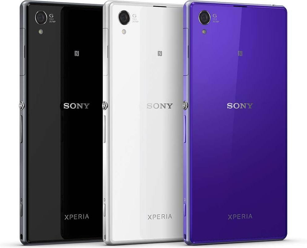 Sony Xperia Z1 Biały