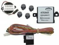 PASER Czujniki parkowania graficzne tył 17 mm Audi A3 2014->,Ford Focus 2011-