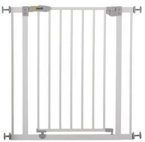 Hauck Bramka zabezpieczająca na drzwi Open N Stop kolor biały 597026