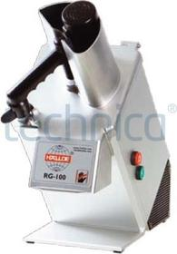 Hallde Maszyna RG-100 w komplecie z zestawem 6 tarcz   RG-100 MASZYNARG-100/6