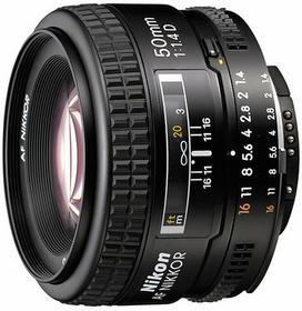 Nikon AF 50 f/1.4D