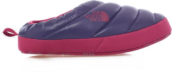 The North Face kapcie W Nse Tent Mule III Shiny Astral Aura Blue/Radiance Purple