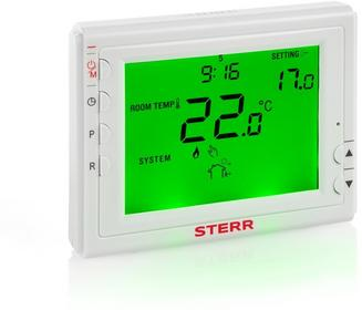 Sterr RTC001 - Termostat pokojowy - Regulator temperatury