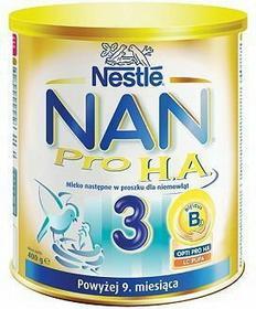 Nestle NAN Pro 3 H.A. 400g