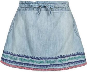 Vingino ELLEN Spódnica jeansowa hellblau DG1510037
