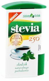 Zielony Listek Stevia Stewia Słodzik Tabletki Pastylki 250szt - D