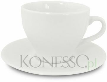 Lubiana Filiżanka ze spodkiem do kawy lub herbaty - Paula 200ml