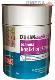 Izohan STRAŻNIK BRUKU PÓŁMAT /5L L/ SP. Z O.O.