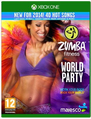 Zumba Fitness: World Party Xbox One