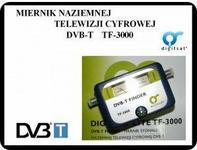 MIERNIK NAZIEMNEJ TELEWIZJI CYFROWEJ DVB-T TF-300