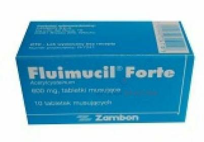 ZAMBON FLUIMUCIL 10 szt.
