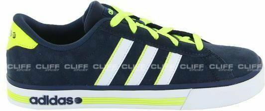 Adidas BUTY NEO DAILY JR Żółty F76419
