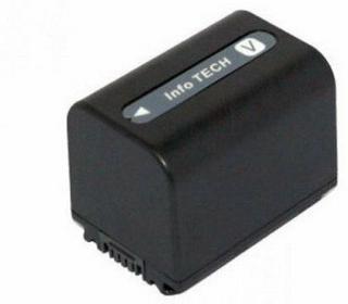 Sony Hi-Power Bateria NP-FV30 NP-FV50 NP-FV70 VSN102