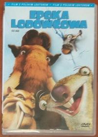 Inny Film na DVD Epoka Lodowcowa używany