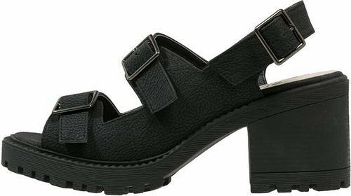 Even&Odd sandały czarny FP15612A