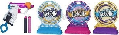 Hasbro Nerf Rebelle - Zestaw treningowy A5612