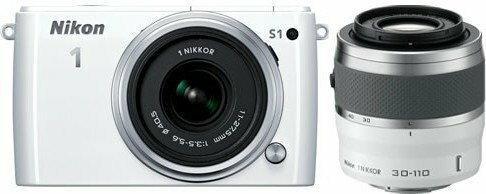 Nikon 1 S1 + 10-30 VR + 30-110 kit