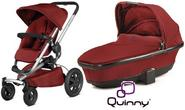 Quinny Moodd 3 3w1 RED RUMOUR