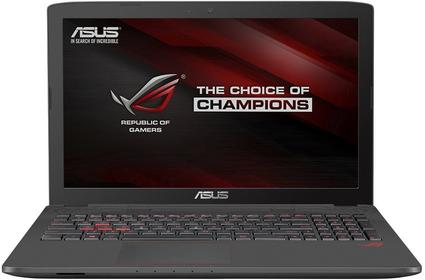 Asus GL752VW-T4053T 17,3