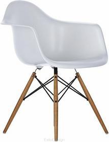 Eames Nowoczesne Krzesło inspirowane DAW white ABS DAW-018 ABS