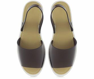 Only Czarne sandały Black Gummy Elsa czarny