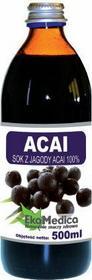 Eko Medica Eka Medica Acai 100% Sok z jagód Acai 500ml