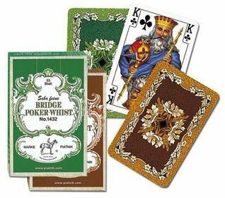 Piatnik Karty 1432 Bridge-Poker-Whist