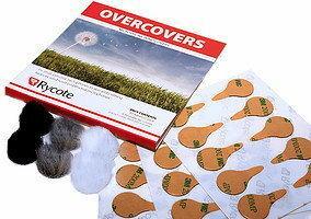 Rycote Overcovers - osłony osobiste zewnętrzne do mikrofonów lavalier (30 użyć)