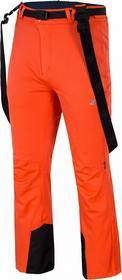 4F [T4Z14-SPMN006] Spodnie narciarskie męskie SPMN006 - czerwony