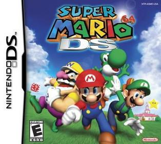 Super Mario 64 NDS