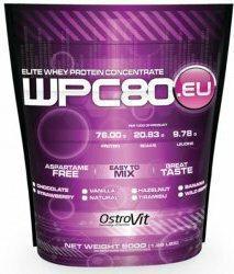 Ostrovit WPC80.eu 900g