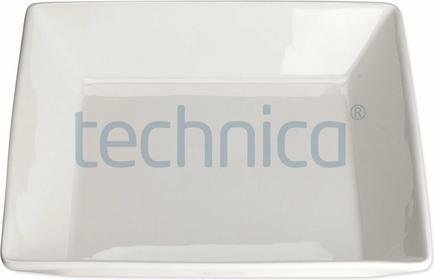 Stalgast Talerz głęboki kwadratowy 235 mm | , Elegantia STALGAST-397124