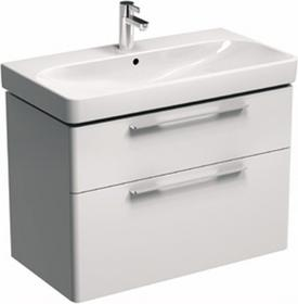 Koło TRAFFIC Szafka wisząca pod umywalkę 868x625x461 kolor biały połysk 8943700