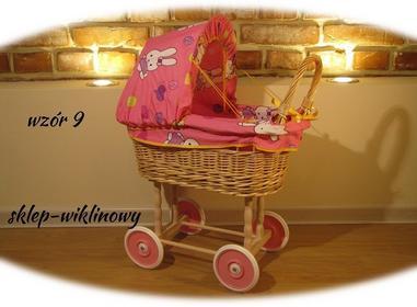 Wózek dla lalek 09