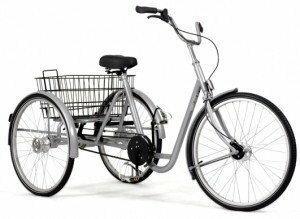 Vermeiren Rower inwalidzki dla dorosłych VINTAGE