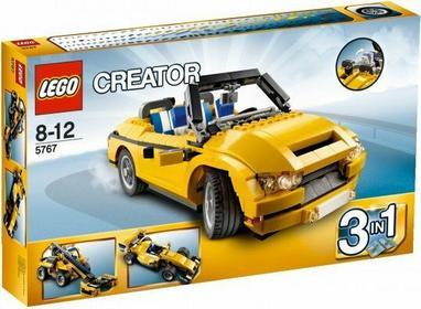 LEGO Creator Krążownik szos 5767