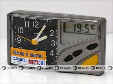 Casio budzik elektroniczny TC111 BUDZIK-TC111