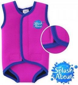 Splash About Neoprenowa pianka do pływania dla dzieci Baby Wrap - różowa