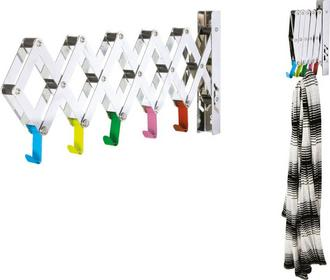 Wieszak rozsuwany Concertina multi colour by pt, PT0815MC