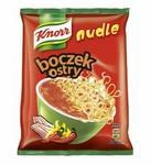 Knorr NUDLE OSTRY BOCZEK 63G