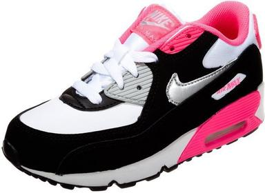 Nike Sportswear AIR MAX 90 2007 Tenisówki i Trampki różowy NI113D009-J11