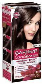 Garnier Color Sensation 4.0 Głęboki Brąz