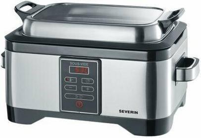 Severin SV 2447 SOUS-VIDE - Urządzenie do got. próżniowego, 550W, 6l