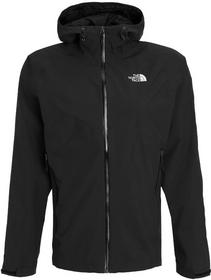 The North Face STRATOS Kurtka Outdoor black T0CMH9
