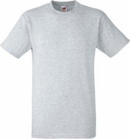 Fruit of the Loom T-shirt Heavy Cotton - Szary