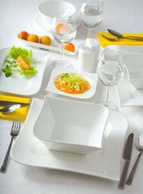 Ambition Komplet obiadowy Fala 42-elementowy