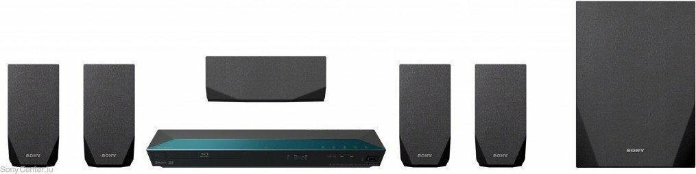 Sony BDV-E2100 3D