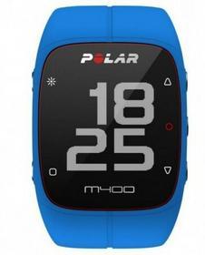 Polar M400 Hr Niebieski Pulsometr, Gps, Bluetooth - Dostawa 0Zł  + Raty M400 Hr Blue