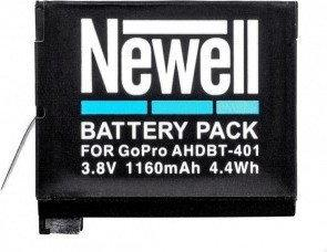NEWELL Akumulator zamiennik AHDBT-401 (GOPRO HERO4) AHDBT401