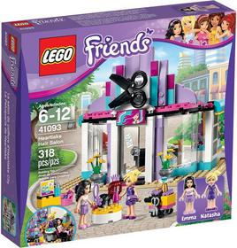 LEGO Friends Salon Fryzjerski Heartlake 41093